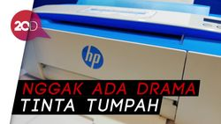Anti Tumpah dan WiFi Direct di Printer HP Ink Tank Wireless 415