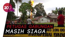 Api di Sumur Aceh Belum Padam, Korban Tewas 18 Orang