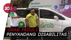 Grab Luncurkan GrabGerak untuk Penumpang Disabilitas