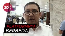 Fadli Beberkan Beda Jokowi dan Prabowo