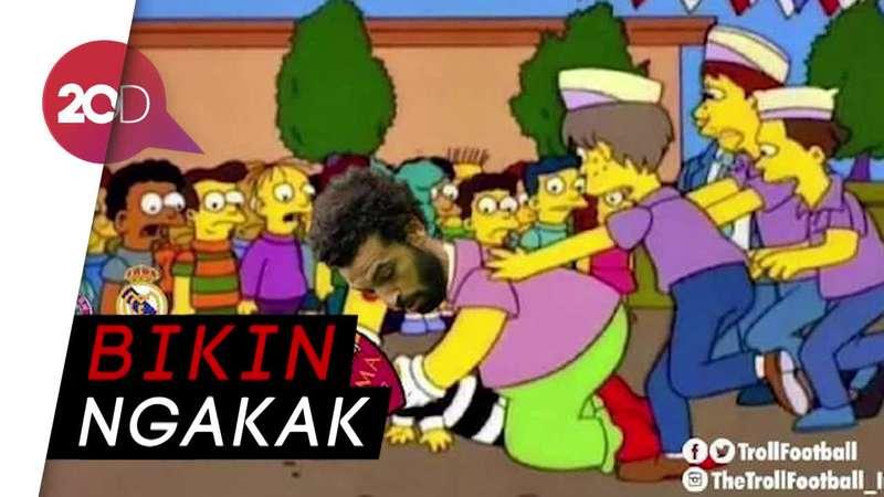 Meme-meme Lucu Salah Lucuti AS Roma