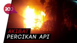 Sumur Pengeboran Minyak di Aceh Terbakar, 10 Orang Tewas