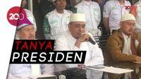 Alasan di Balik Pertemuan Presiden dengan Alumni 212 Bersifat Tertutup