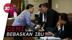 Pengakuan Aditya Moha Suap Ketua PT Manado