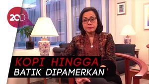 Produk Pameran Indonesia di Washington Laris-Manis
