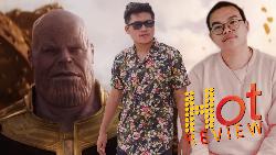 Teaser Hot Review Avengers: Infinity War Bareng Chandra Aditya