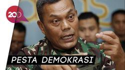 Pangdam Optimis Indonesia Lalui Tahun Politik Adem Ayem