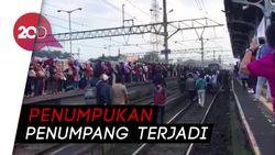 Stasiun Bogor Pagi Ini