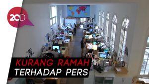 Kebebasan Pers di Indonesia Mendapat Nilai Merah