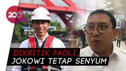 Jokowi Disebut Panik, PDIP: Beliau Pemimpin yang Sabar