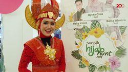 Talenta Mempesona di Sunsilk Hijab Hunt 2018 Medan