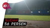 Jelang Asian Games, JK Cek Kesiapan Stadion Patriot