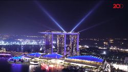 Merasakan Nuansa Malam di  Singapore After Dark