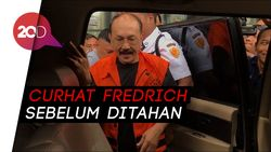Curhat Fredrich Sebelum Ditahan: KPK Mau Habisi Profesi Advokat