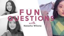 Ditanya Soal Bakat Terpendam, Ini Jawaban Natasha Wilona