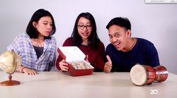 Unboxing Oleh-Oleh : Pia Legong