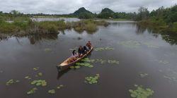 Asyiknya Wisata Perahu Danau Padong Pangeran!