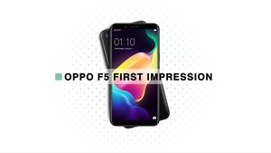 OPPO F5 First Impression