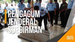 Usai Dilantik, Marsekal Hadi Ziarah ke Makam Jenderal Soedirman