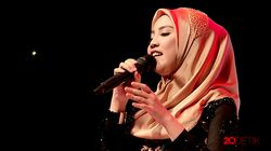 50 Besar Sunsilk Hijab Hunt 2017 - Nurmalina Oktaviani