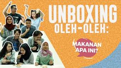 Unboxing Oleh-Oleh Camilan Khas China