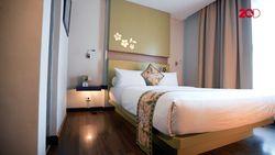 Masuk MURI, Hotel Ini Punya Corak Kamboja Terbanyak