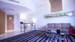 Yuk Bermalam di Hotel Berkonsep Smart Stylish Experience