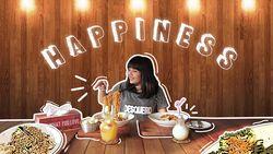 Percaya Nggak, Makan di Tempat Ini Bisa Bikin Bahagia!