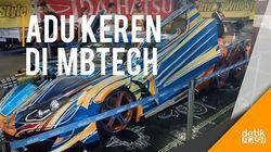 Deretan Mobil Keren dan Unik Berjejer di IAM MBtech Solo