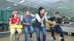 Nostalgia Penampilan Base Jam Bawakan Bukan Pujangga