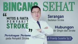 Ini Dia Mitos dan Fakta Stroke!