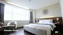 Menginap di Hotel dengan Kamar Modern Minimalis