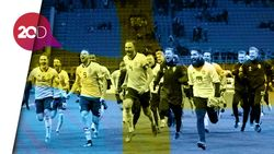 Inilah Timnas Swedia, Pengubur Mimpi Italia