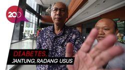 Fredrich Bawa Rekam Medis Novanto ke Rumah Bimanesh