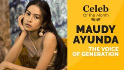 Maudy Ayunda: The Voice of Generation