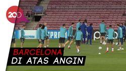 Kembalinya Iniesta 'Sang Kapten' Perkuat Barcelona Hadapi Chelsea