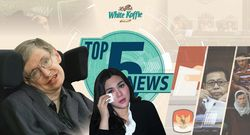 Top 5 News: Stephen Hawking Meninggal, Vicky Shu Hadir di Sidang First Travel