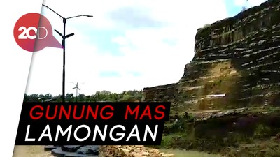 Transformasi Bukit Kapur Jadi Wisata yang Kece