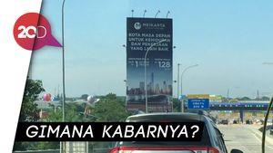 Telusuri Meikarta dari Jakarta