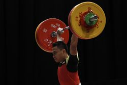 Persiapan dan Target Eko Yuli Hadapi Asian Games