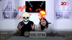 Ada Goa Setan di Pulau Kei?
