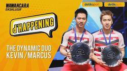 The Dynamic Duo Kevin/Marcus Hadir di dHappening