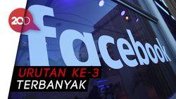 Waduh! Data Facebooker Indonesia Bocor