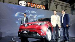 Toyota C-HR, SUV Rp 400 Jutaan yang Mendarat di Indonesia