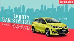 Sporty dan Stylish, Mobil Hatchback Ini Siap Melaju