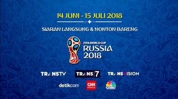 Tonton Piala Dunia 2018 dan Cuplikannya di Transmedia
