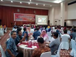 Hadapi Pilkada 2018, KPU Gelar Bintek Se-Kabupaten Sumedang