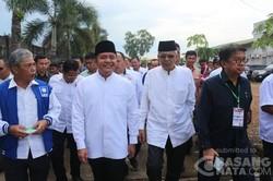 Pasangan Cagub dan Cawagub Sumatera Selatan Ikuti Psikotest