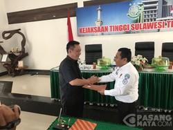 KPU dan Kajati Sultra Siap Hadapi Sengketa Pilkada 2018