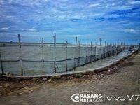 Air Laut Naik Hantui Warga Demak Karena Tak Ada Pondasi